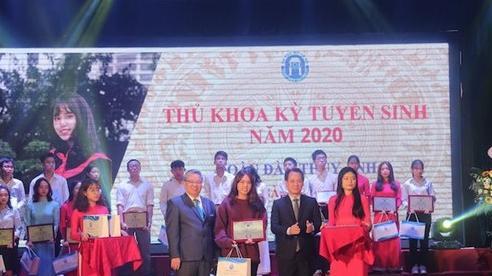Trường đại học Mở Hà Nội khai giảng năm học mới 2020-2021