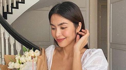 Tăng Thanh Hà mừng sinh nhật tuổi 34: Nhan sắc trẻ trung khiến hội chị em ghen tị