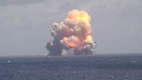 Nổ tàu chở dầu Nga tại biển Azov, nghi phá hoại