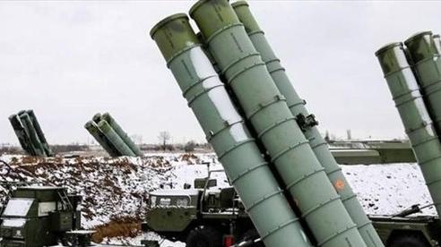 Mỹ phản đối Thổ Nhĩ Kỳ thử nghiệm hệ thống S-400