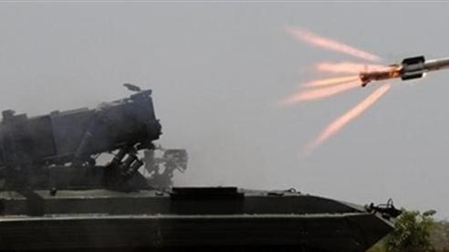 Tên lửa ấn Độ mạnh hơn Spike của Israel?
