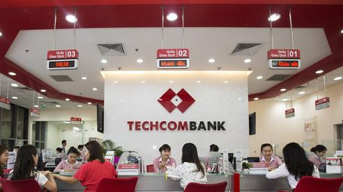 Techcombank lãi trước thuế 10.700 tỷ đồng trong 9 tháng đầu năm