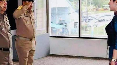 Dân mạng lại phát sốt trước loạt ảnh ghi điểm tuyệt đối của Hoàng quý phi Thái Lan