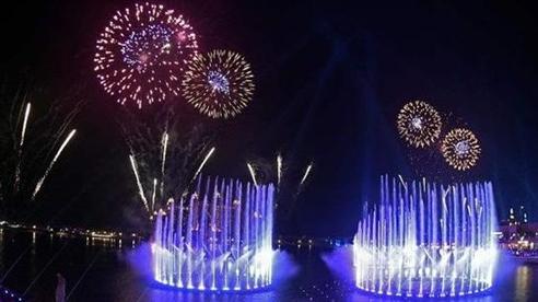 Mở rộng tầm mắt với công trình nhạc nước lớn nhất thế giới tại Dubai