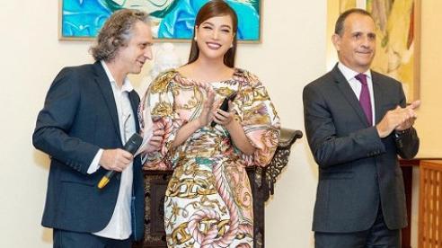Trương Ngọc Ánh làm Chủ tịch Liên hoan phim hoạt hình Panamanim 2020