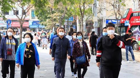 Hà Nội: Tham gia sự kiện văn hóa thể thao tại nơi công cộng bắt buộc phải đeo khẩu trang