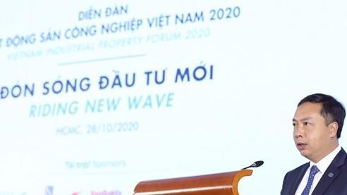 Đón sóng đầu tư bất động sản công nghiệp Việt Nam