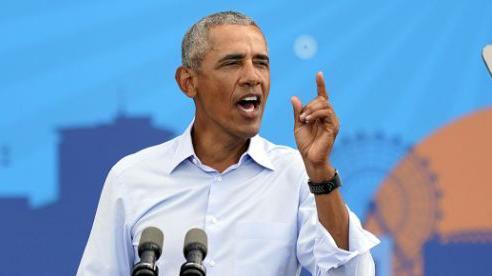 Ông Obama mỉa mai Tổng thống Trump: Ông ấy ghen tị vì Covid-19 được truyền thông nói tới nhiều hơn