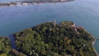 Hòn đảo ma ám nơi con người được đưa đến để cách ly trong đại dịch hạch
