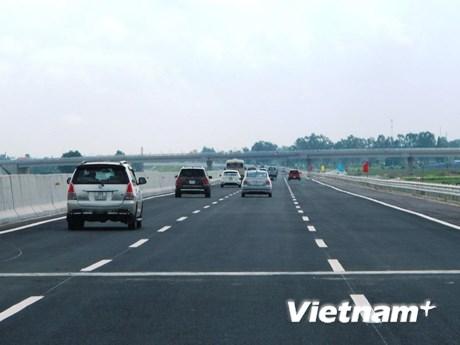 Hàng loạt gói thầu dự án cao tốc Bắc-Nam đã chọn được nhà thầu