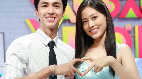 Á hậu Phương Nga bật mí về nụ hôn đầu với bạn trai Bình An
