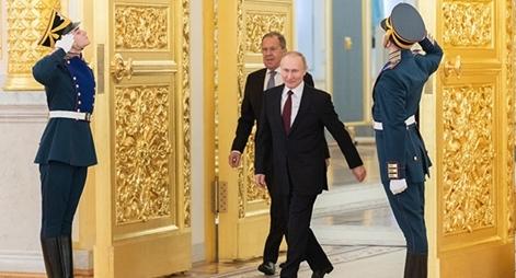 Nước Nga 20 năm của ông Putin