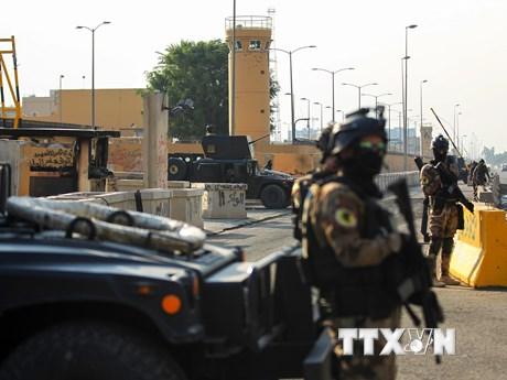 IS tấn công trạm gác phía Tây thủ đô Iraq khiến 19 người thương vong
