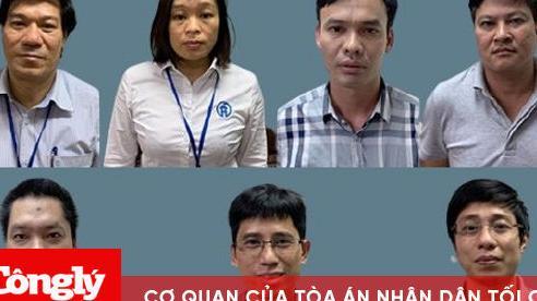 Truy tố cựu Giám đốc CDC Hà Nội cùng 9 đồng phạm