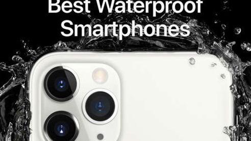 Vượt mặt Samsung, iPhone 12 Pro trở thành điện thoại chống nước tốt nhất năm 2020