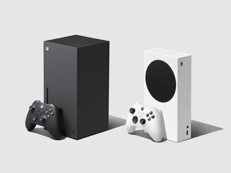 Microsoft chính thức tung ra máy chơi game thế hệ mới Xbox Series X