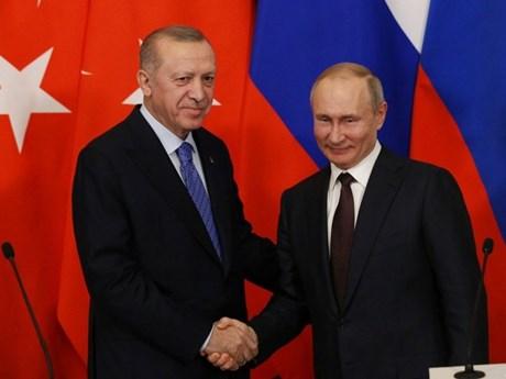 Thổ Nhĩ Kỳ và Nga sẽ giám sát thỏa thuận ngừng bắn Nagorny-Karabakh
