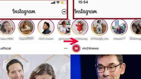 Cộng đồng mạng xôn xao với cập nhật 'gây lú' từ Instagram, icon máy ảnh đăng story biến mất?