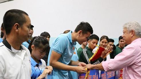 Tiền Giang: Khai mạc giải Taekwondo Quốc gia năm 2020