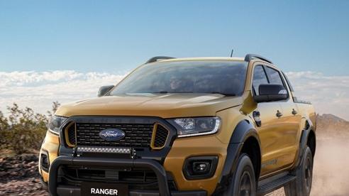 Ford ra mắt bán tải Ranger Wildtrak X 2021 tại Australia