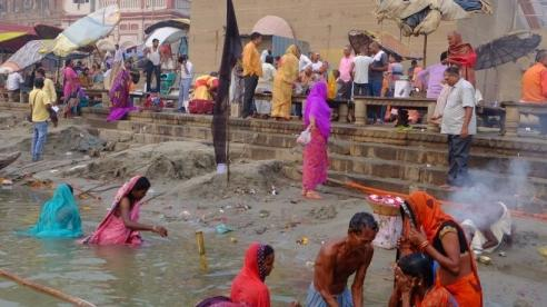 Varanasi: Vùng đất của những linh hồn