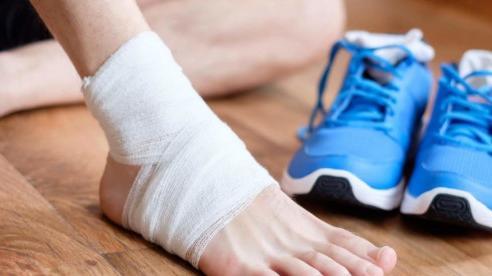 Chấn thương thường gặp khi chạy bộ không đúng cách