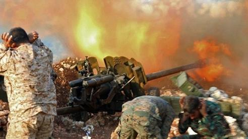 Tình hình chiến sự Syria mới nhất ngày 28/11: IS dùng máy bay chiến đấu tấn công dữ dội quân đội Syria