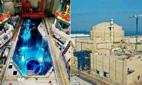 Trung Quốc vận hành nhà máy điện hạt nhân đầu tiên