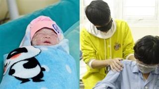 Hành trình kỳ diệu của người mẹ chiến đấu với ung thư, phẫu thuật trong tư thế ngồi để con được chào đời