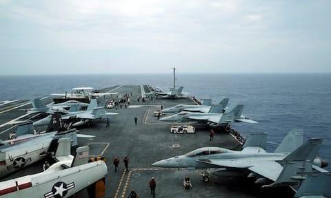 Nhật – Pháp – Mỹ lần đầu tập trận chung đối phó Trung Quốc
