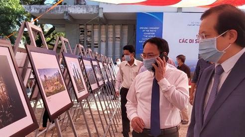 Phú Quốc: Triển lãm 160 bức ảnh chụp 24 di sản thế giới của Việt Nam