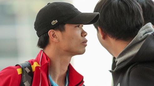 Công Phượng vắng mặt ngày đầu tập trung, vẫn giữ áo số 10 ở tuyển Việt Nam