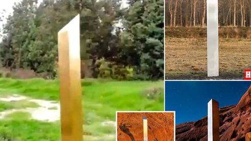 'Trùm' của các khối kim loại bí ẩn xuất hiện ở Colombia