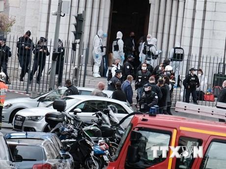 Tấn công bằng dao tại Pháp: Nghi can chính bị buộc tội giết người