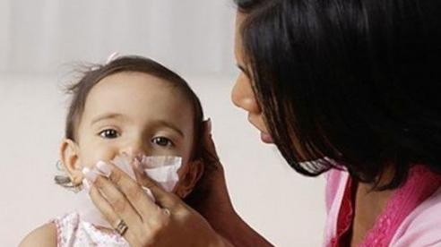 Tất cả những điều bạn cần biết khi trẻ bị chảy máu mũi
