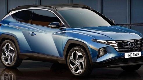 Lộ diện Huyndai Tucson bản 'Coupe', ngoại hình thời thượng nhưng dự kiến sẽ kén khách