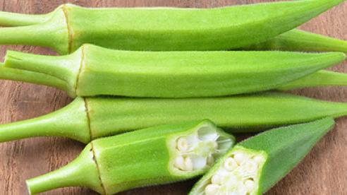 Đậu bắp được mệnh danh là 'vua' của các loại rau