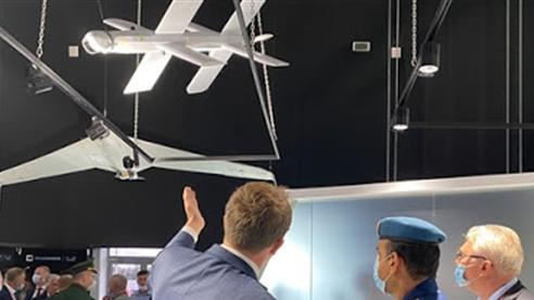 UAV bí ẩn Nga tấn công phiến quân tại Kabani