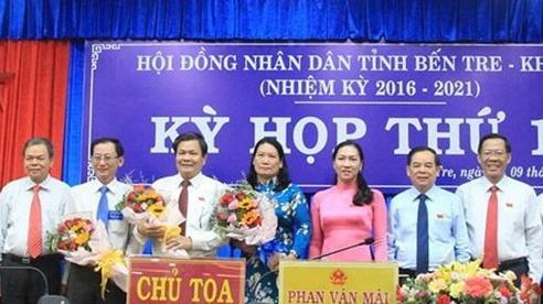 Giám đốc Sở LĐ-TB&XH Bến Tre được bầu làm Phó chủ tịch UBND tỉnh