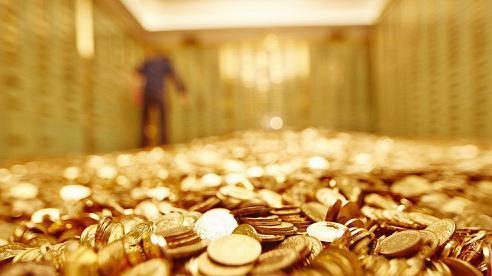 Giá vàng thế giới thấp hơn trong nước khoảng 3,3 triệu đồng/lượng