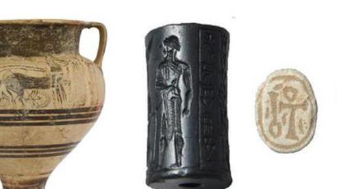 Kinh hoàng kho báu khổng lồ 3.500 tuổi nằm giữa 52 hài cốt