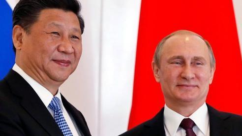 Tương tác lợi ích Nga - Trung bất chấp trừng phạt mạnh tay của Mỹ