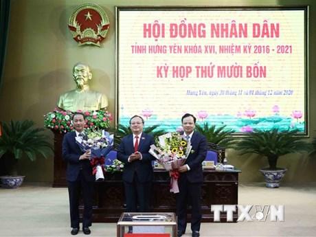 Thủ tướng phê chuẩn nhân sự các tỉnh Đồng Nai, Điện Biên, Hưng Yên