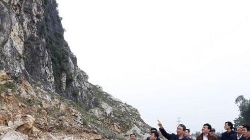 Vụ mìn nổ đùng đoàng, bụi mù trời, người dân 'cầu cứu' chính quyền: Tạm dừng hoạt động mỏ đá 90 ngày