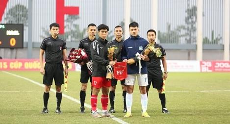 Khai mạc VCK U15 Cúp Quốc gia 2020