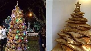 Những cây thông Noel khiến cộng đồng mạng thốt lên: 'Ơ mây zing, gút chóp!'