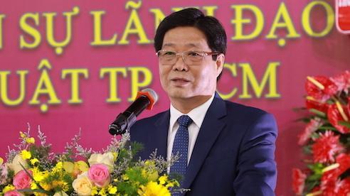 PGS.TS Trần Hoàng Hải làm quyền hiệu trưởng Trường ĐH Luật TP.HCM