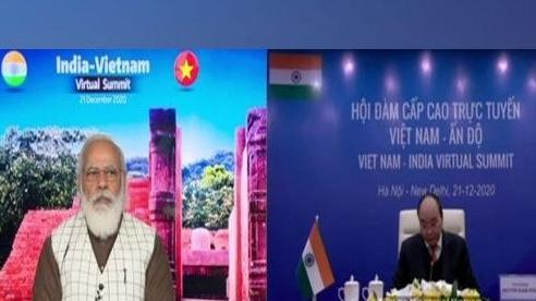 Thủ tướng Ấn Độ: Tuyên bố Tầm nhìn chung Việt Nam-Ấn Độ gửi đi thông điệp mạnh mẽ về chiều sâu của mối quan hệ hai nước