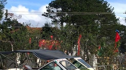 Lâm Đồng: Bắt 2 ca nô hoạt động 'chui' chở du khách đến 'cây thông cô đơn'