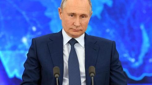 Ông Putin ký luật miễn truy tố cựu tổng thống Nga suốt đời
